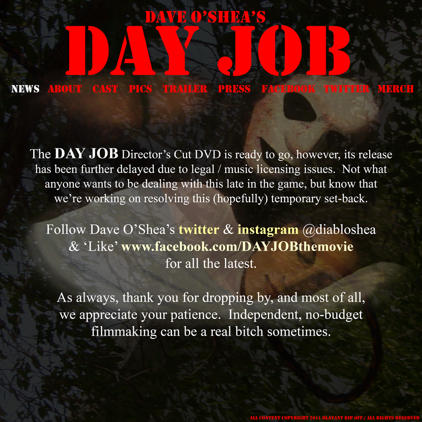 Day Job - The Movie